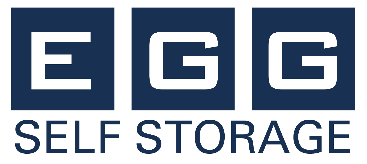 egg self storage units carlisle logo